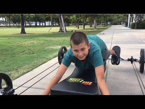 #FROGVLOG #004: Super Fit 13 Year Old Boy: