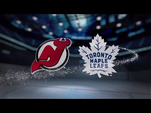 New Jersey Devils vs Toronto Maple Leafs - November 16, 2017 | Game Highlights | NHL 2017/18. Обзор