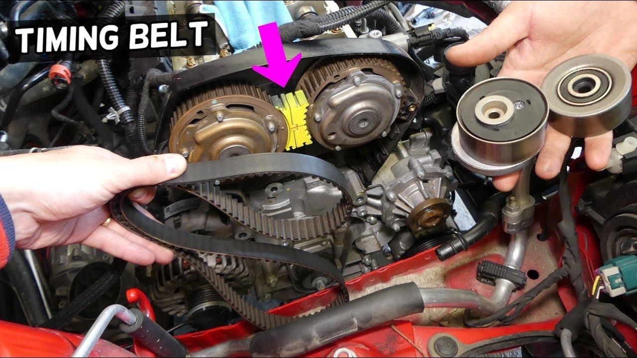 [SCHEMATICS_4ER]  TIMING BELT REPLACEMENT ALFA ROMEO 159 FIAT CROMA 1.8 - YouTube | Alfa Romeo Timing Belt |  | YouTube