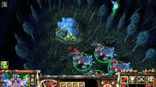 Играем в Warcraft 3 Evil Core