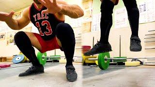 Подсобные упражнения в тяжелой атлетике