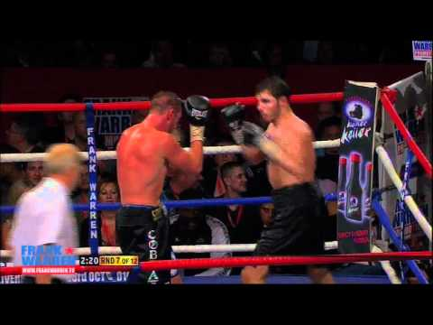 Maccarinelli vs Frenkel Rounds 5 - KO