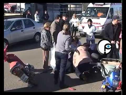 Policiales: Varios accidentes automovilisticos