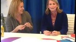 Erin Daniels with Liz Feldman