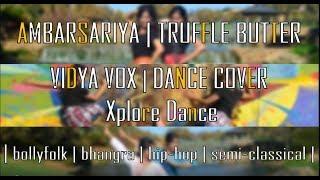 Ambasariya | Truffle Butter | VidyaVox | Fusion Dance Choreography |