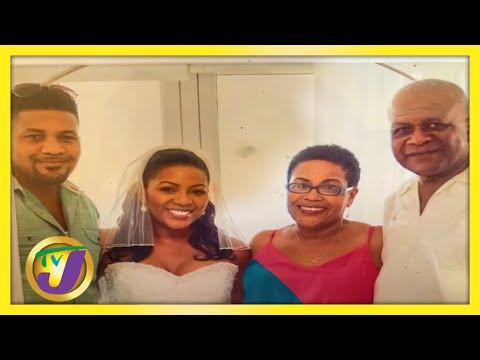 Family Support is Important   Rev. Al Miller & Daughter Kerine Miller-Muir   TVJ Smile Jamaica