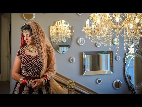 Hindu Wedding Trailer   Trunkwell House Reading   Das Cinematography