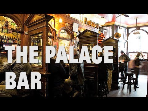 Dublin: The Local Way - The Palace Bar, the Traditional Pint