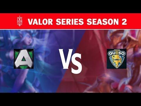 Valor Series Season 2 Week 3 Day 2 VODs & Highlights