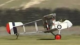 Airco DH.2 WW1 'pusher' fighter