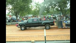 1st Annual Truck & Tractor Pull - Ware Shoals Drag