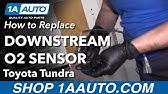 How to change a bad o2 sensor (2003 Toyota Tacoma) - YouTube