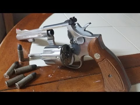 S&W Combat Masterpiece/Model 67-1 Classic Review