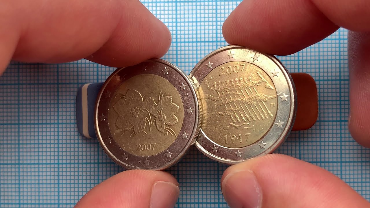 2 /€ Finlande 2007 Ind/épendance