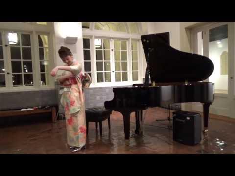 HiSAM Concert [abbreviation version] - Julia Akatsu Stoyanov