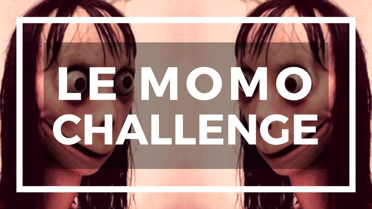 Le Momo Challenge, c'est quoi ?