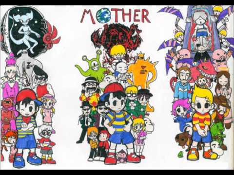 Mother 1/2/3: Eight melodies remix
