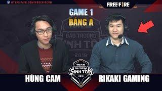 Free Fire | Rikaki lần đầu lên sóng giải đấu làm BLV | Rikaki Gaming