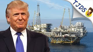 Trump Rolls Back Offshore Oil Safety Regulations