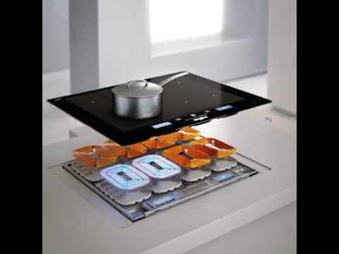 Cucina A Induzione Prezzi.Whilrpool Piani Induzione Smart Cook 8 Sensori