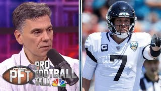 Nick Foles' injury changes AFC playoff picture | Pro Football Talk | NBC Sports thumbnail