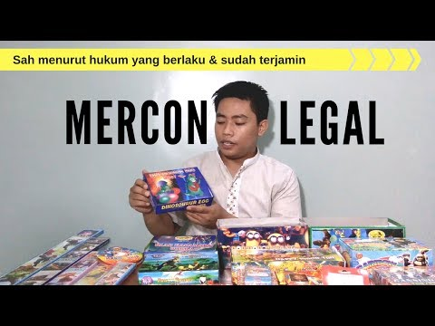 MACAM MERCON LEGAL !