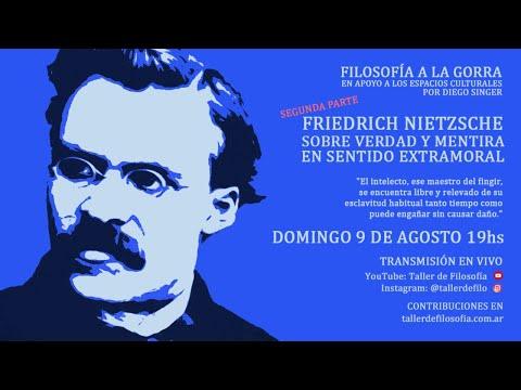 Nietzsche - Sobre verdad y mentira 2