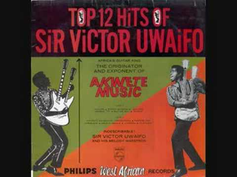 Sir Victor Uwaifo - Guitar Boy (recorded version)