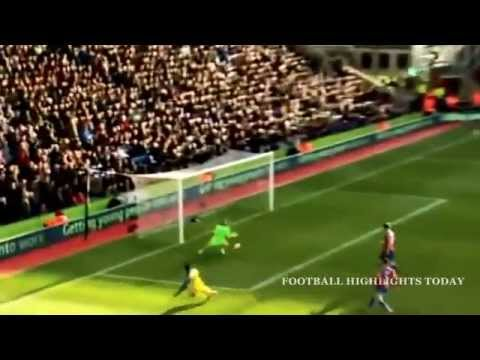 Crystal Palace vs Arsenal 1-2 2015 - All Goals & Highlights - 21/02/2015 ◄ High Quality