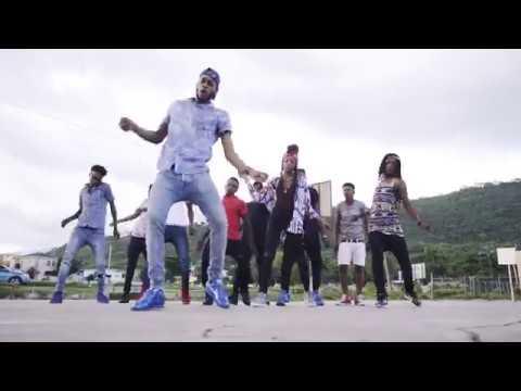 "Chronixx - ""Likes"" starring Ravers Clavers (Dance Video)"