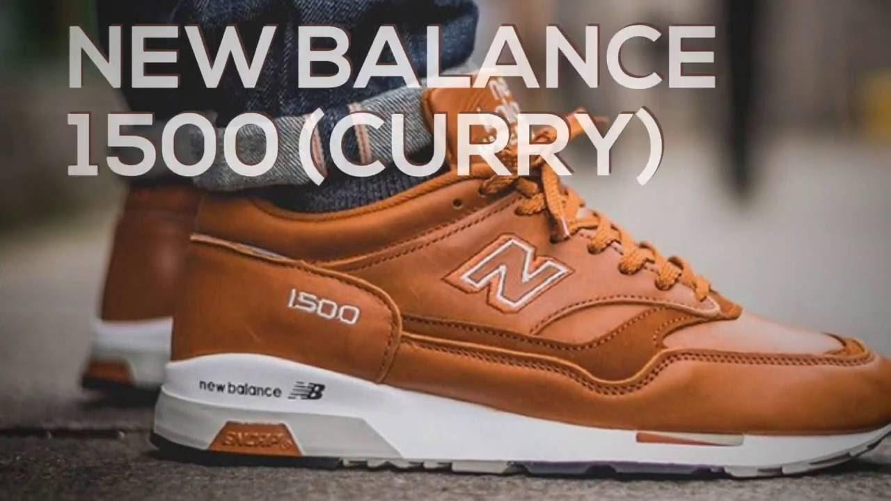 new balance 1500 curry