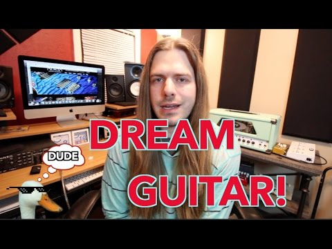 Ordering My Dream Guitar AT LAST!!! - - Acacia Guitars (part 1)