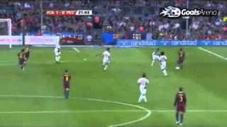 Barcelona Vs Mallorca Goal Lionel Messi 10/3/10