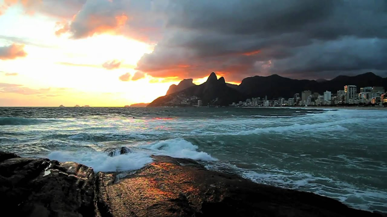 Girl Wallpaper Full Hd Por Do Sol Sunset Arpoador Rio De Janeiro Youtube