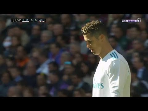 Real madrid vs atletico madrid 1-1 • all goals & highlights • ronaldo & griezmann scored • 2018 hd