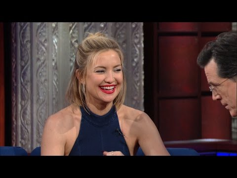 Kate Hudson Describes The Joys Of Parenthood
