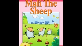 Drawing Games - How To Draw Mali The Sheep