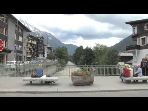 Ruta Viaje Lyon Ginebra Chamonix Torino