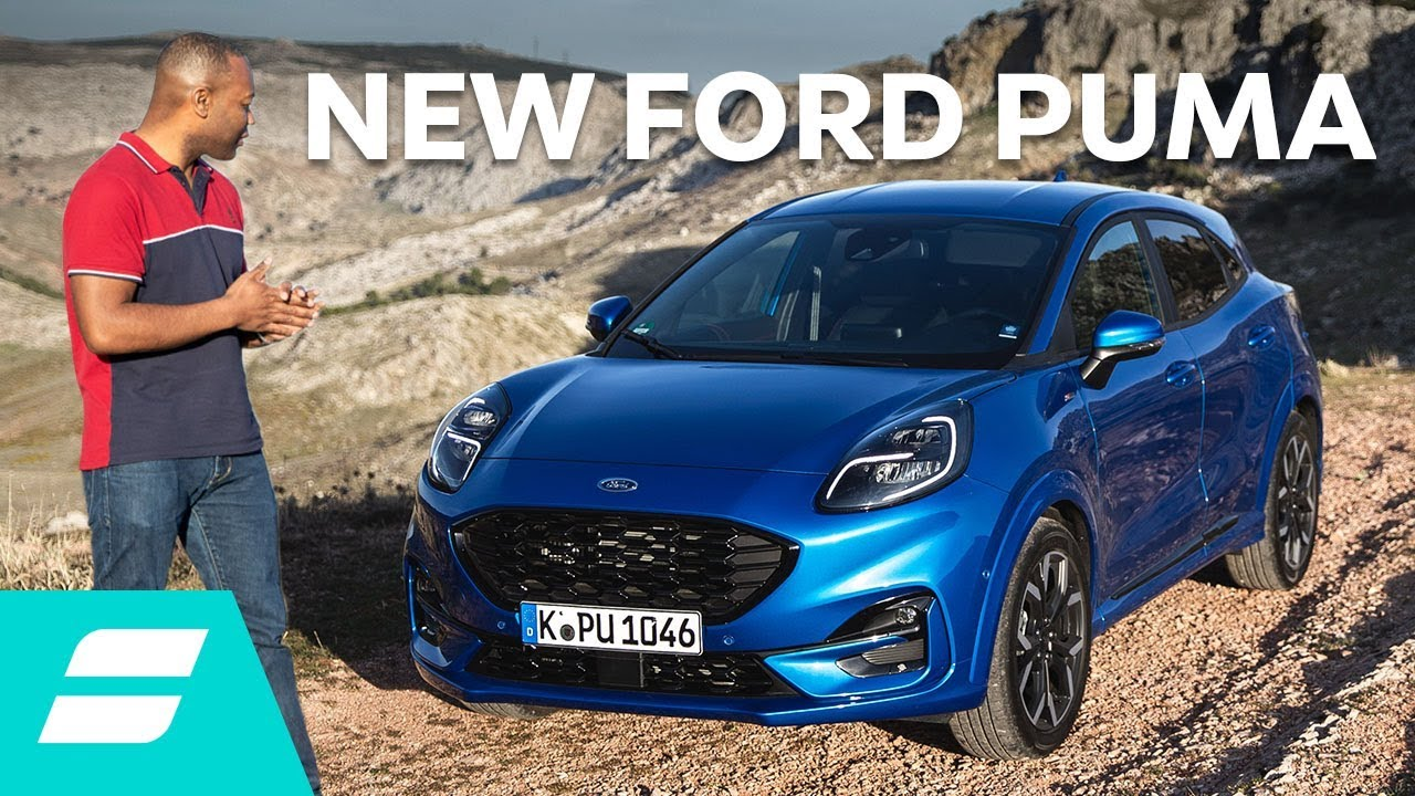 New Ford Puma Review The Best Small Suv Of All Youtube