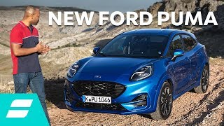 NEW Ford Puma Review: The Best Small SUV Of All?