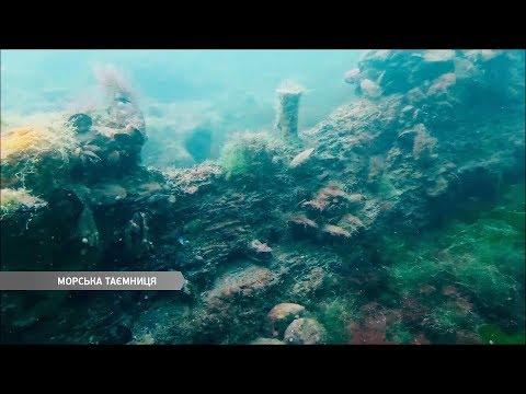 Возле одесского побережья нашли затонувшее судно.