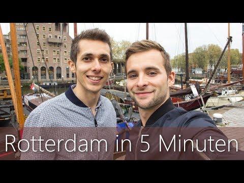 Rotterdam in 5 Minuten   Reiseführer   Die besten Sehenswürdigkeiten