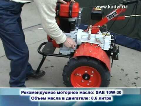 Мотоблок Угра НМБ-1