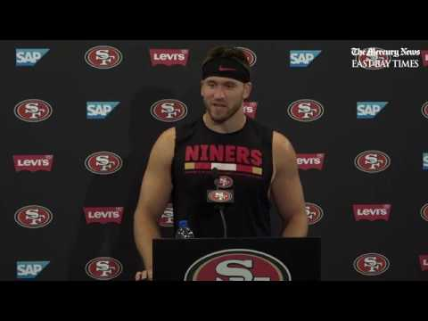 san-francisco-49ers-kyle-juszczyk-on-marquise-goodwin