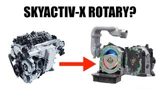 The Holy Grail Of Rotary Engines - SkyActiv-X