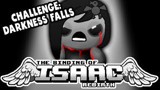 Challenge: DARKNESS FALLS   Let