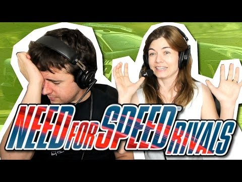 MULHER NO VOLANTE... - Need for Speed Rivals: Busted! #01 Travel Video