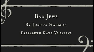 Bad Jews - Elizabeth Kate Vinarski