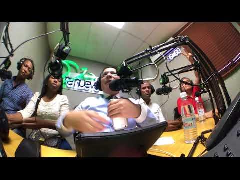 Grupo de Oración y Ayuno visita Radio Renuevo en Santo Domingo 🇩🇴