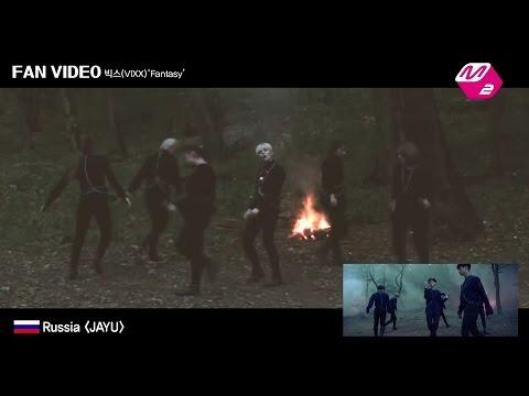 빅스(VIXX) - 'Fantasy' M/V_[M2] FAN VIDEO Ver.